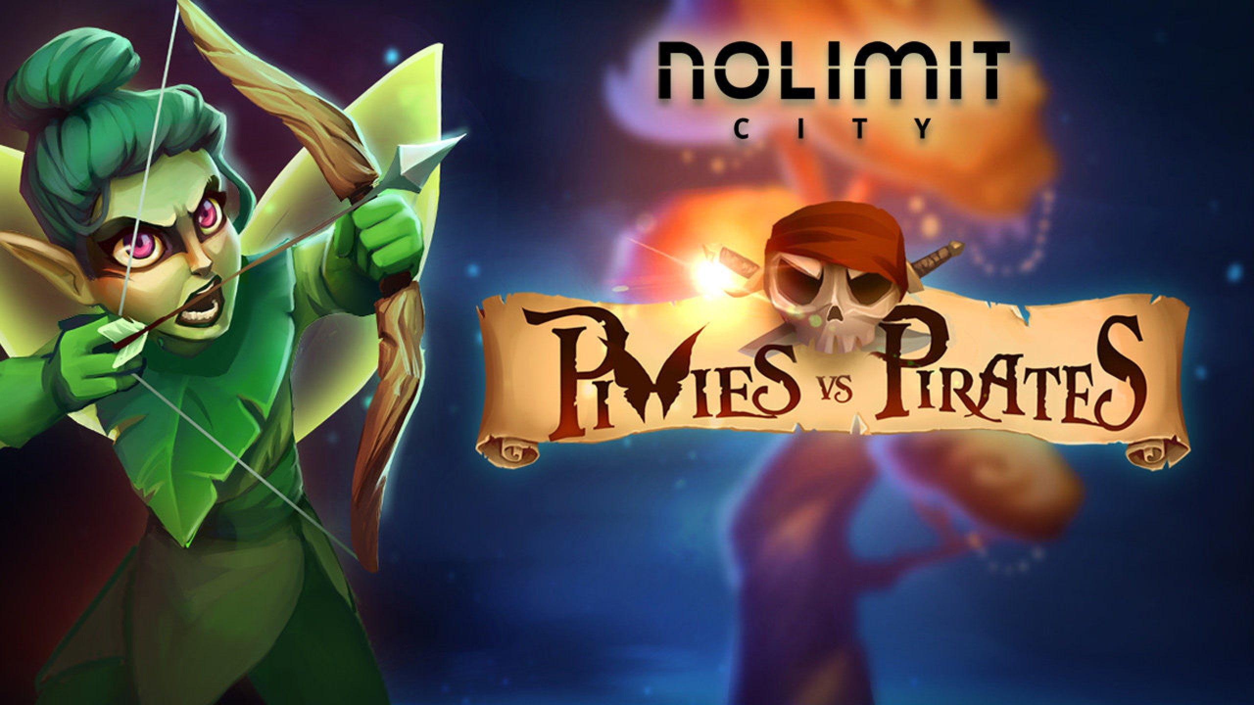 Se Pixies Vs Pirates Online Slot Demo Game, Nolimit City