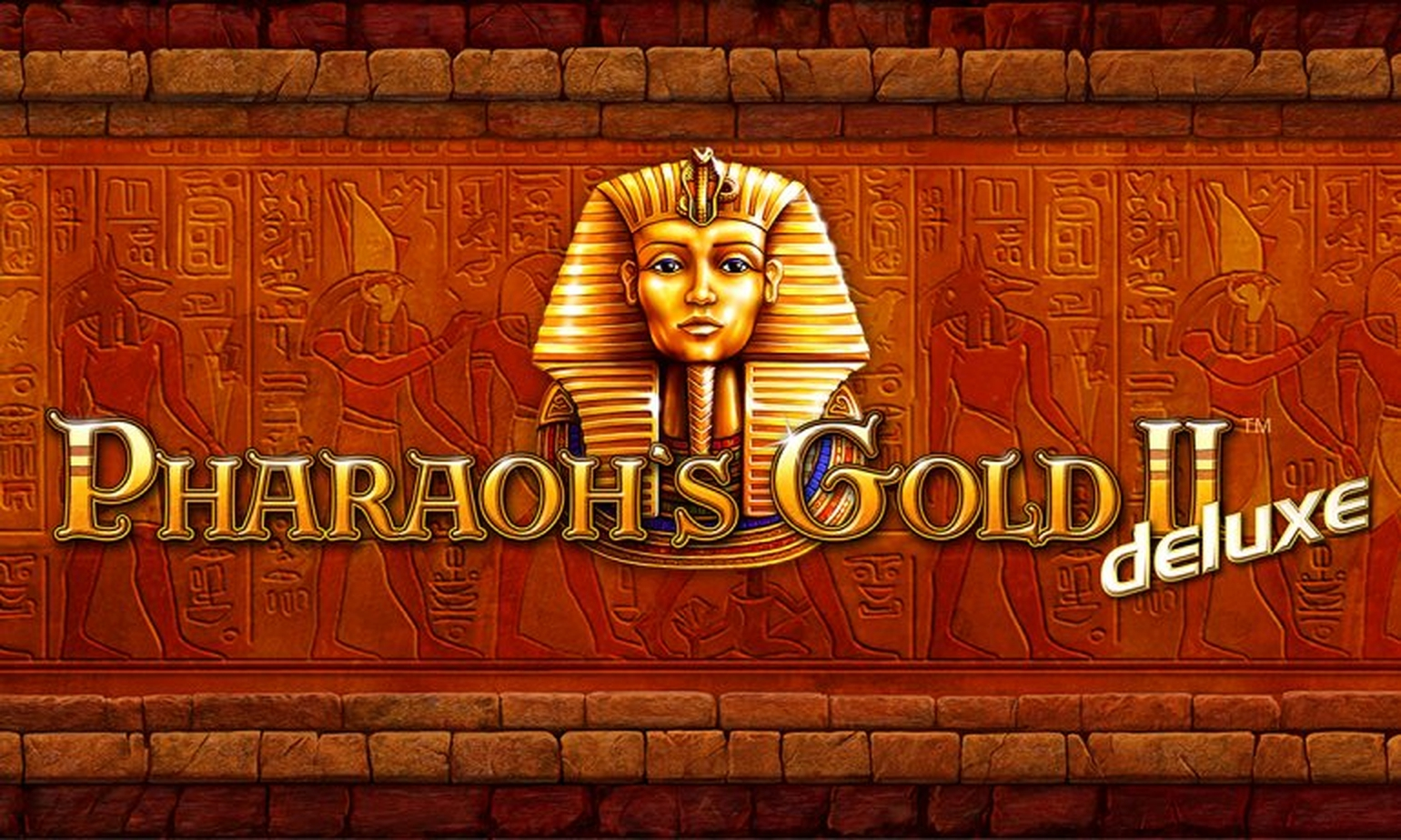 Se Pharaoh's Gold II Online Slot Demo Game, Novomatic