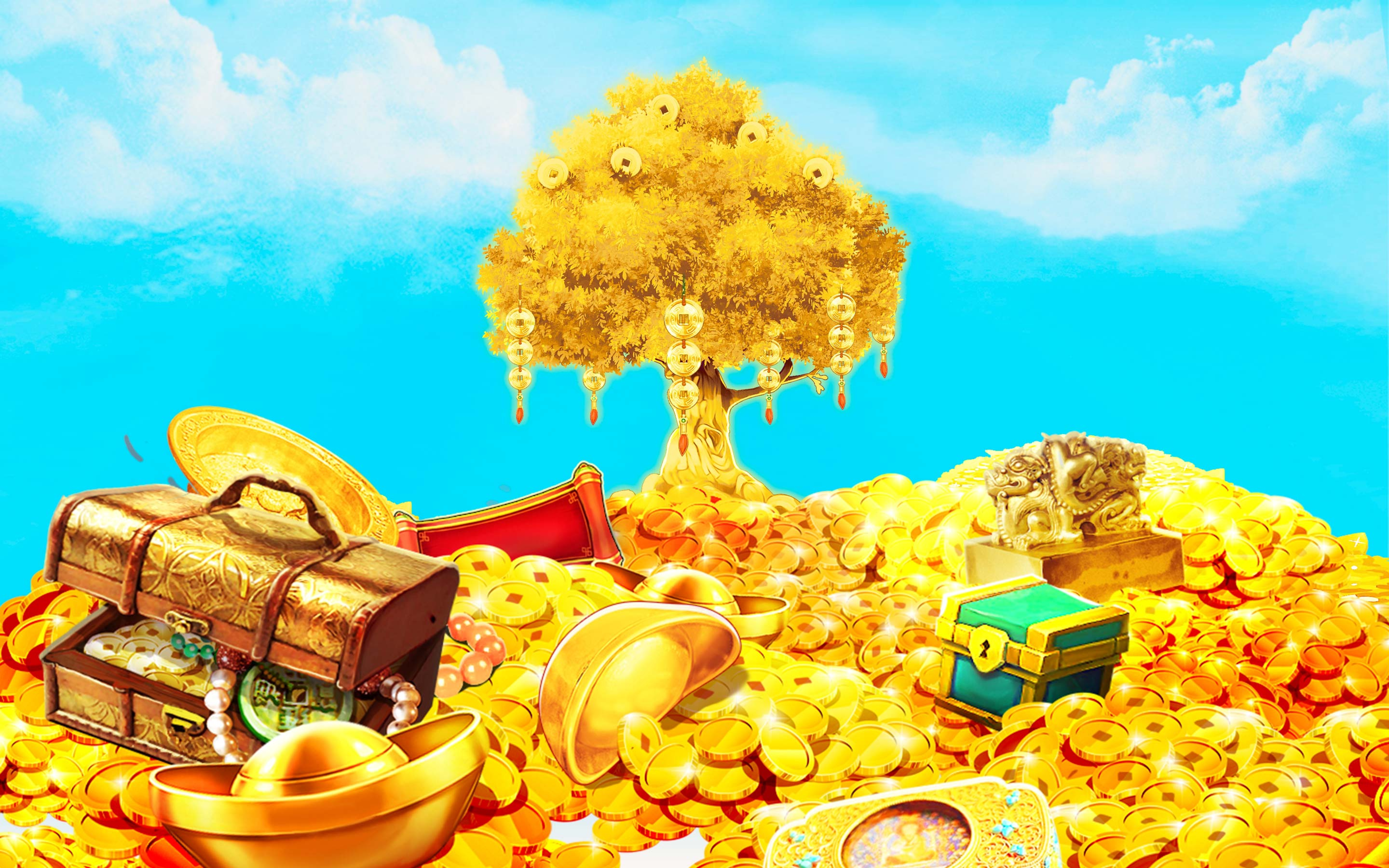 Se Golden Tree Online Slot Demo Game, Octavian Gaming