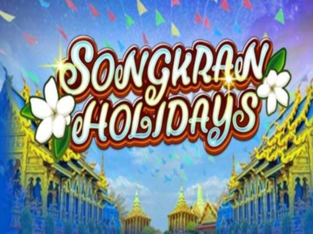 Se Songkran Holidays Online Slot Demo Game, Octavian Gaming