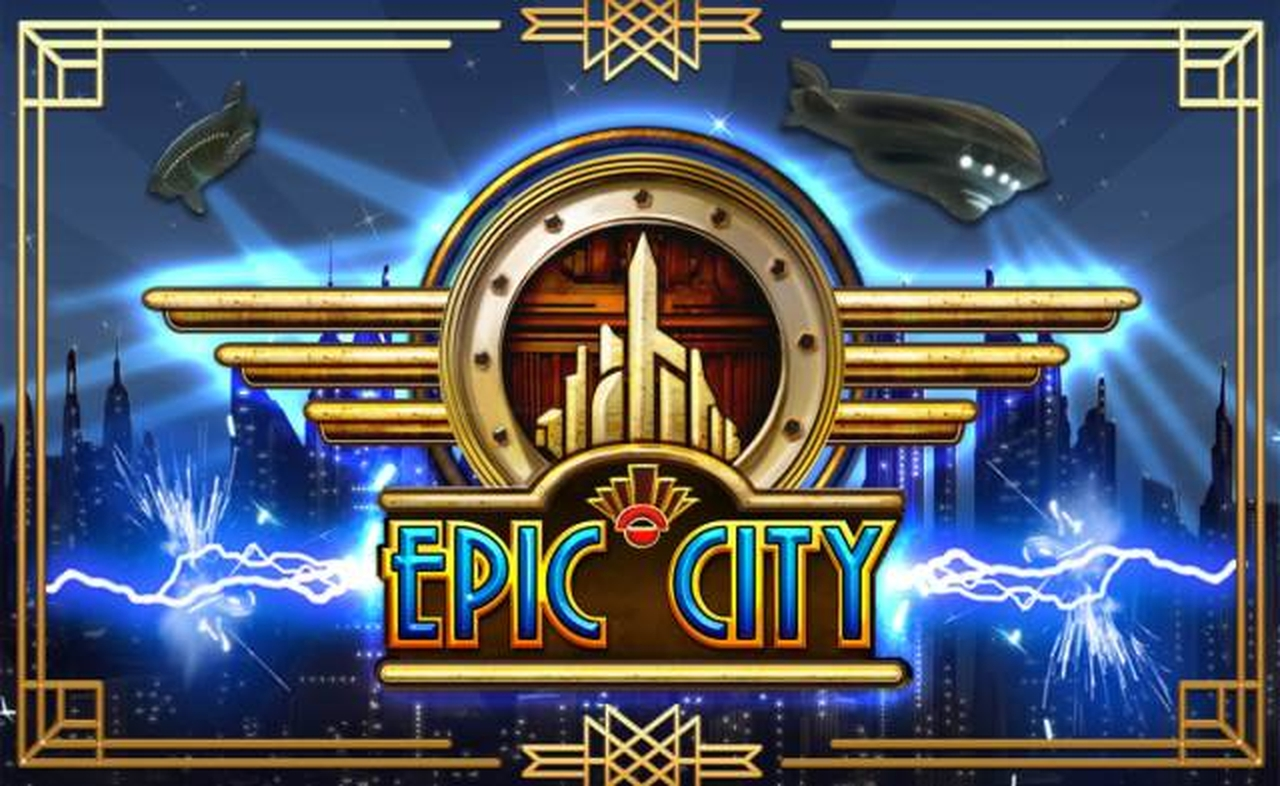Se Epic City Online Slot Demo Game, Old Skool Studios
