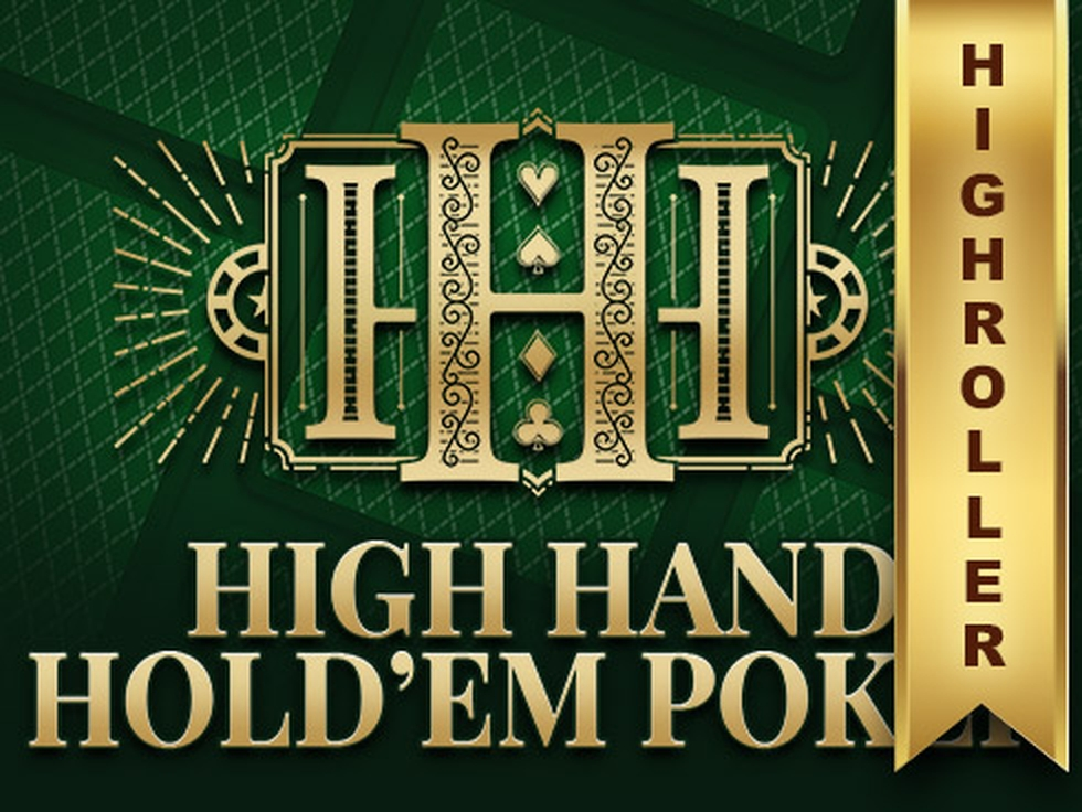 Se High Hand Holdem Poker(OneTouch) Online Slot Demo Game, OneTouch Games