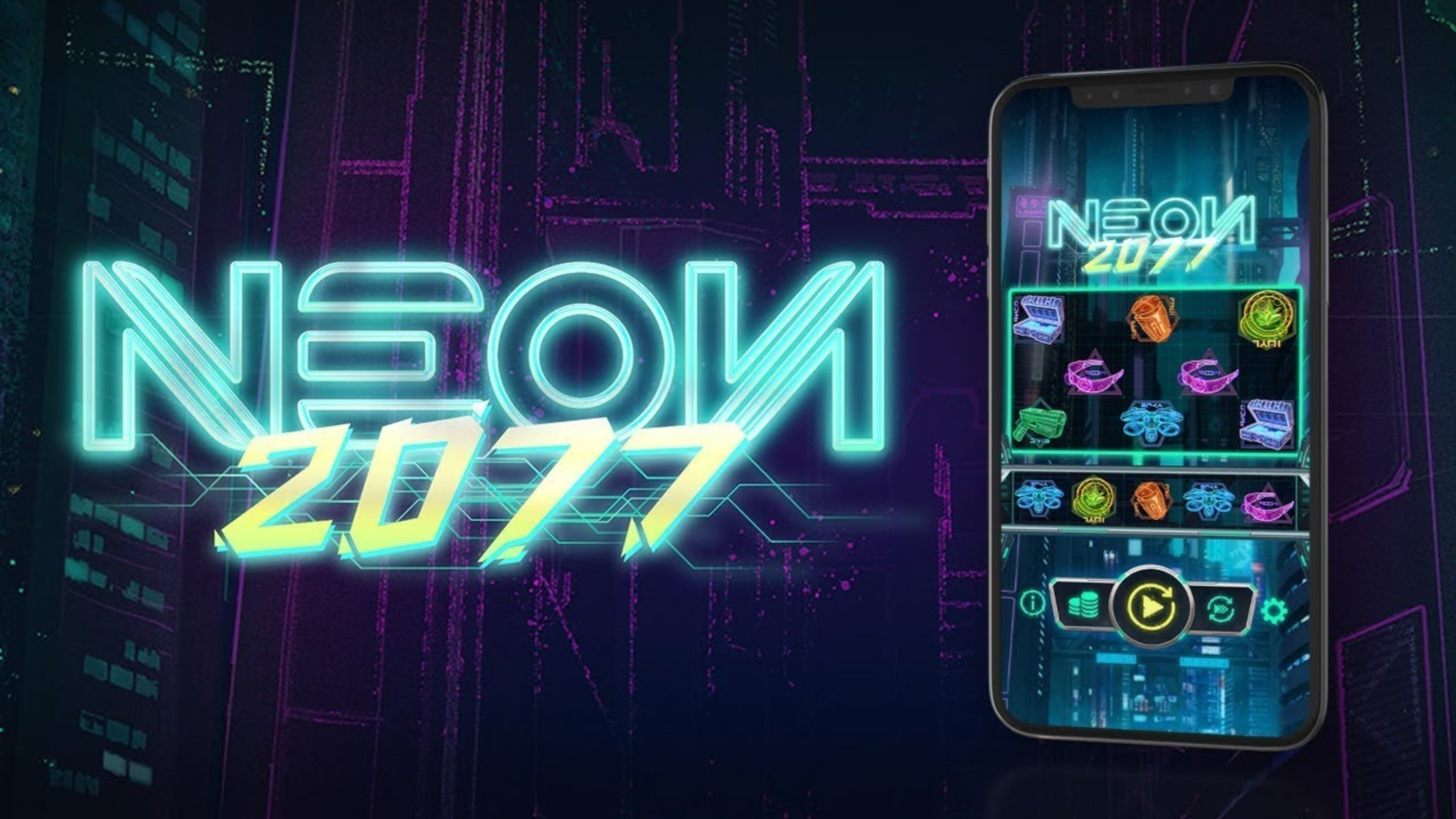 Se Neon2077 Online Slot Demo Game, OneTouch Games