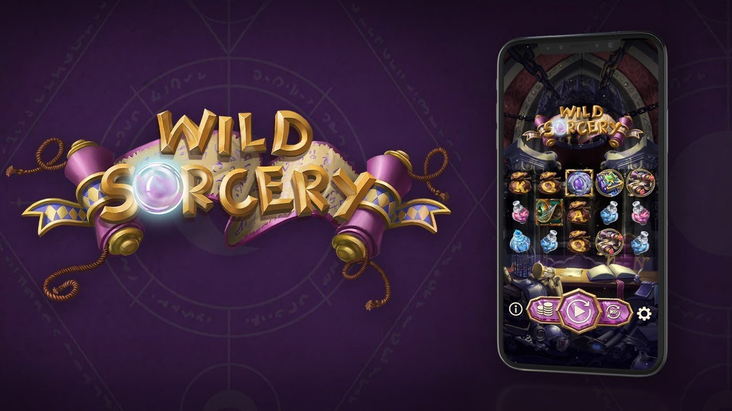 Se Wild Sorcery Online Slot Demo Game, OneTouch Games