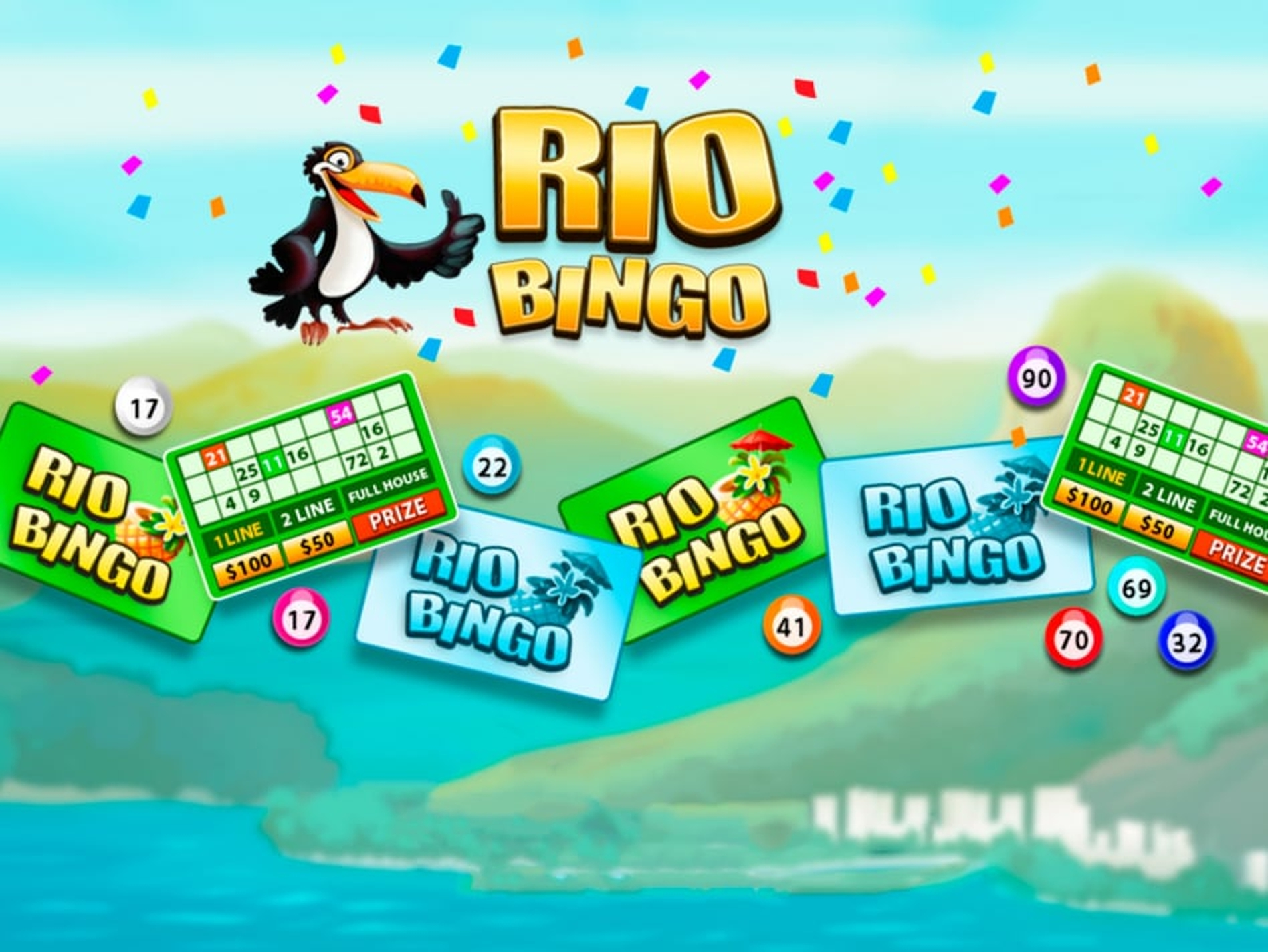 Se Rio Bingo Online Slot Demo Game, PariPlay
