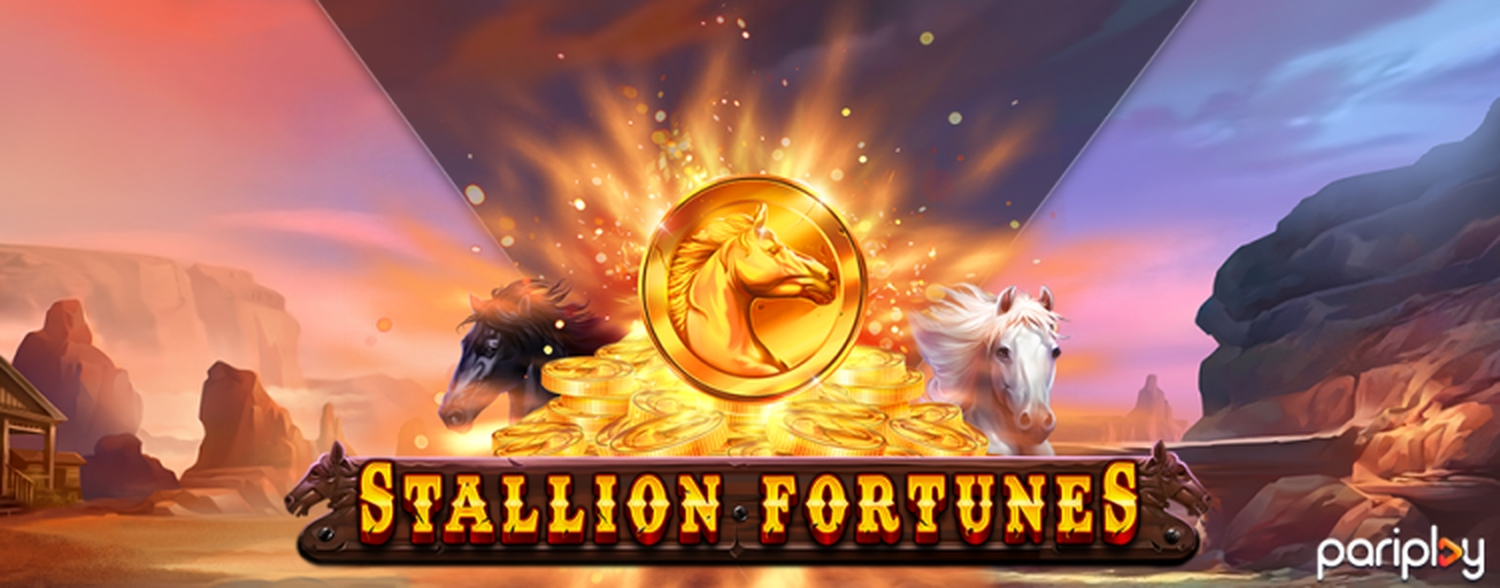 Se Stallion Fortunes Online Slot Demo Game, PariPlay
