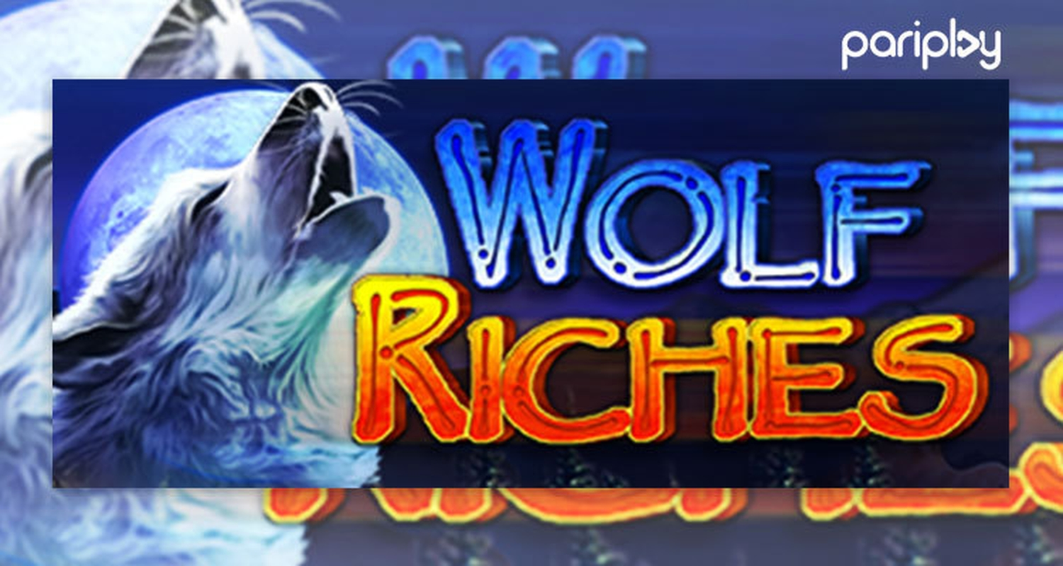 Se Wolf Riches Online Slot Demo Game, PariPlay