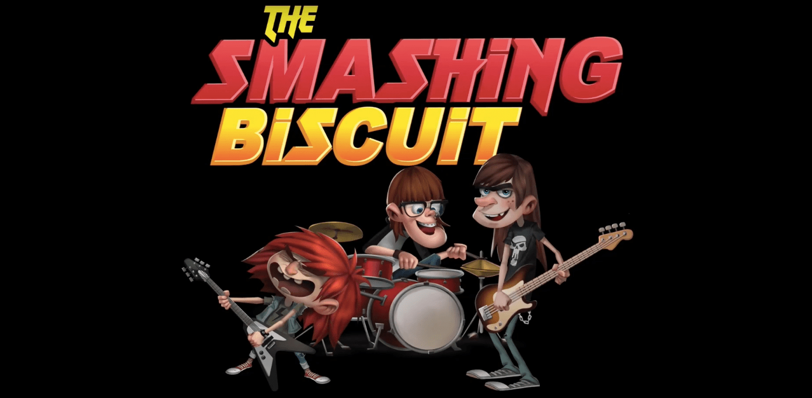 Se The Smashing Biscuit Online Slot Demo Game, PearFiction Studios
