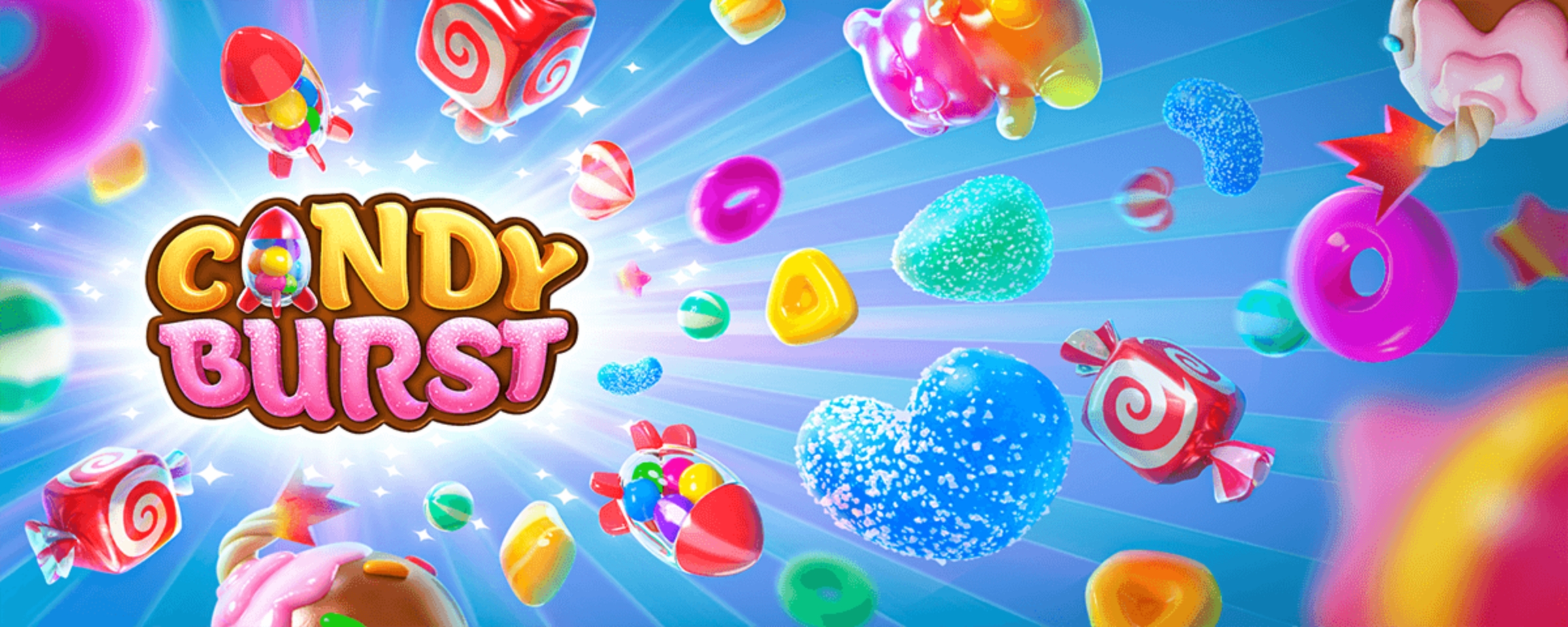 Se Candy Burst (PG Soft) Online Slot Demo Game, PG Soft