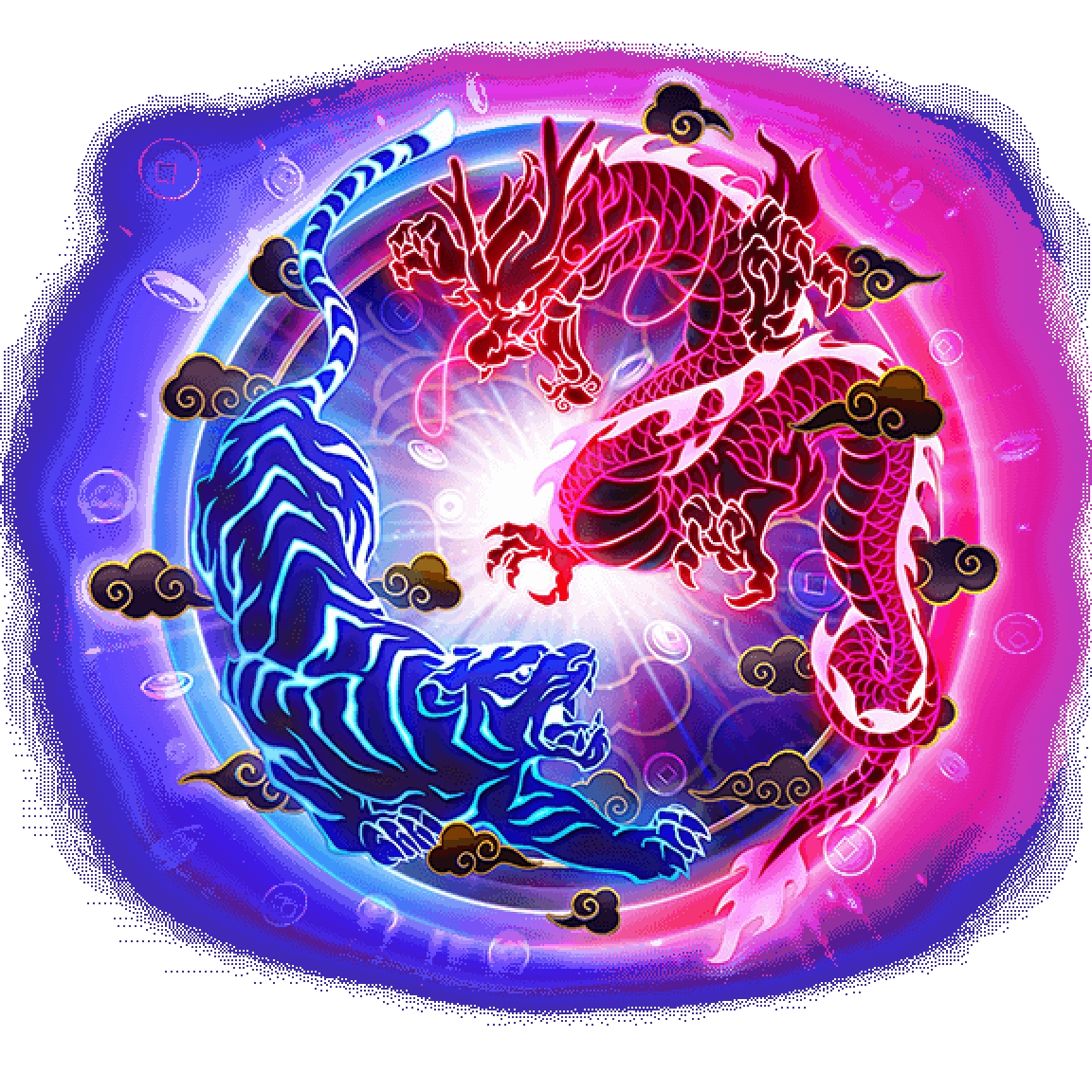 Se Dragon Tiger Luck Online Slot Demo Game, PG Soft