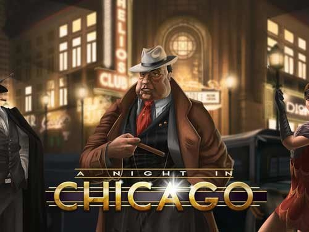Se A Night in Chicago Online Slot Demo Game, Platin Gaming