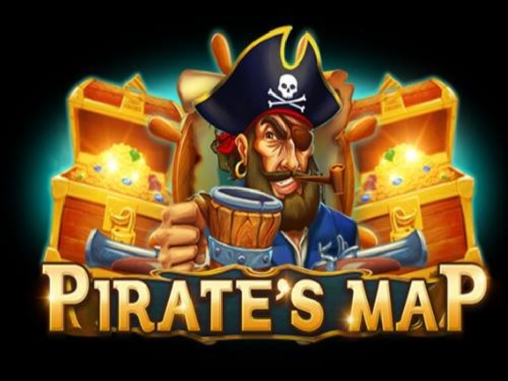 Se Pirate's Map Online Slot Demo Game, Platipus