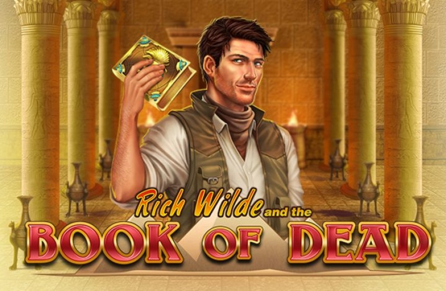Se Book of Dead Online Slot Demo Game, Playn GO