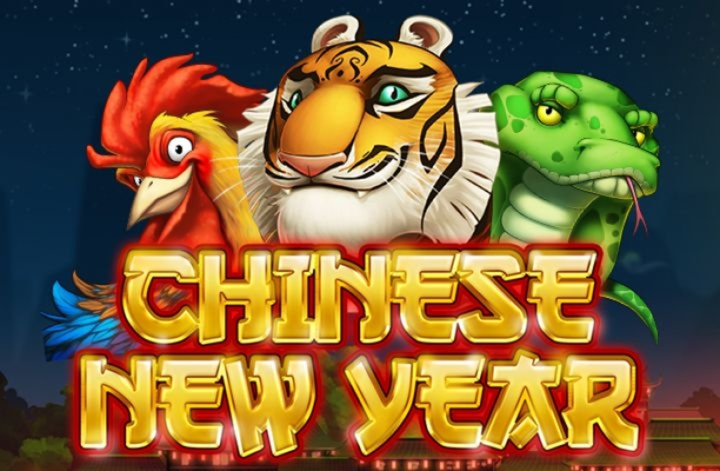 Se Chinese New Year (Play'n Go) Online Slot Demo Game, Playn GO