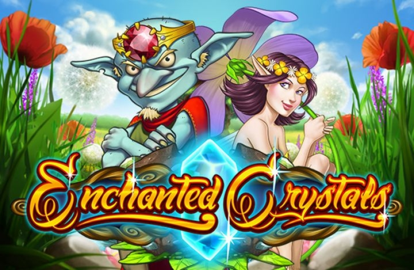 Se Enchanted Crystals (Play'n Go) Online Slot Demo Game, Playn GO