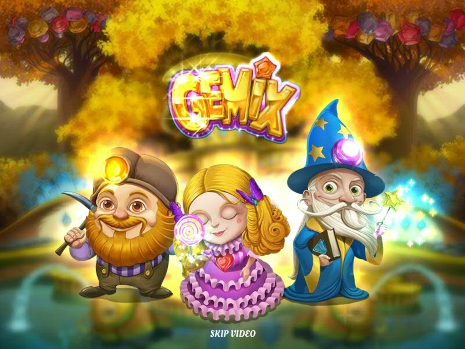 Se Gemix Online Slot Demo Game, Playn GO