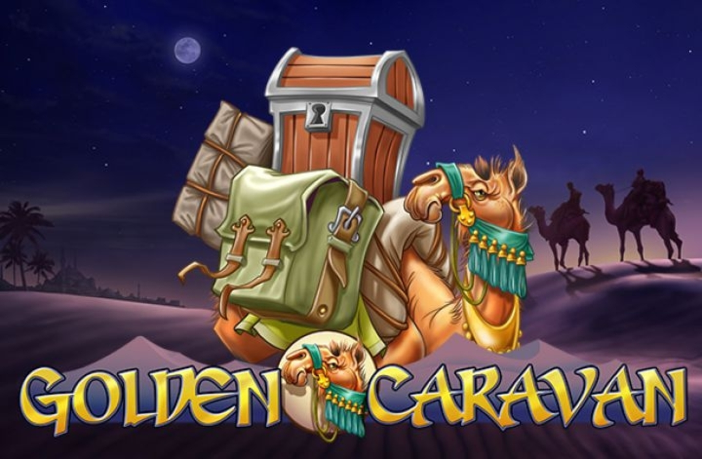 Se Golden Caravan Online Slot Demo Game, Playn GO