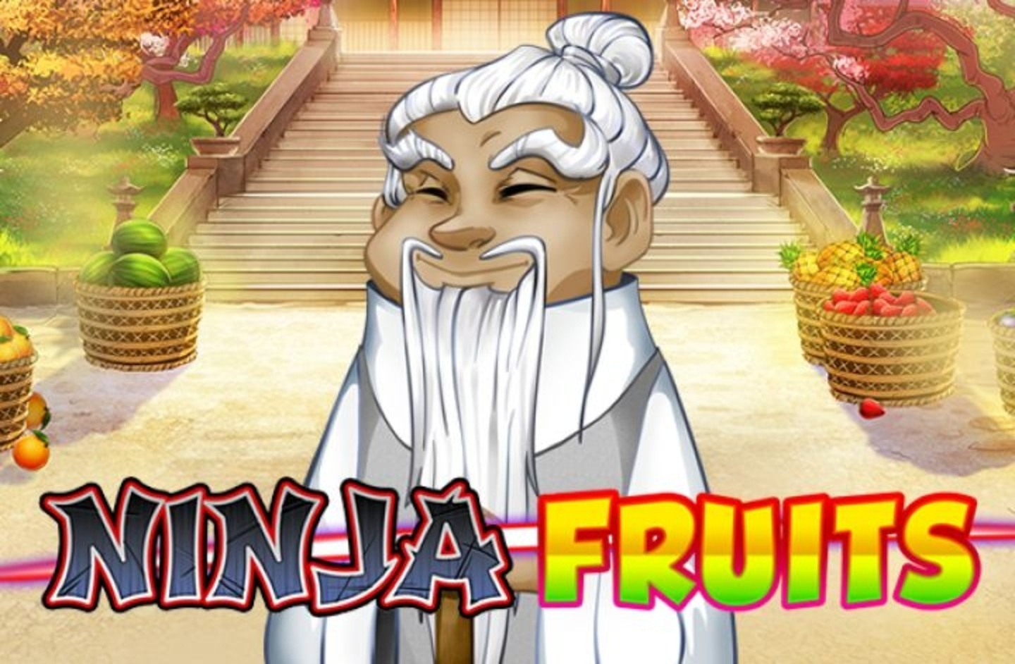 Se Ninja Fruits Online Slot Demo Game, Playn GO