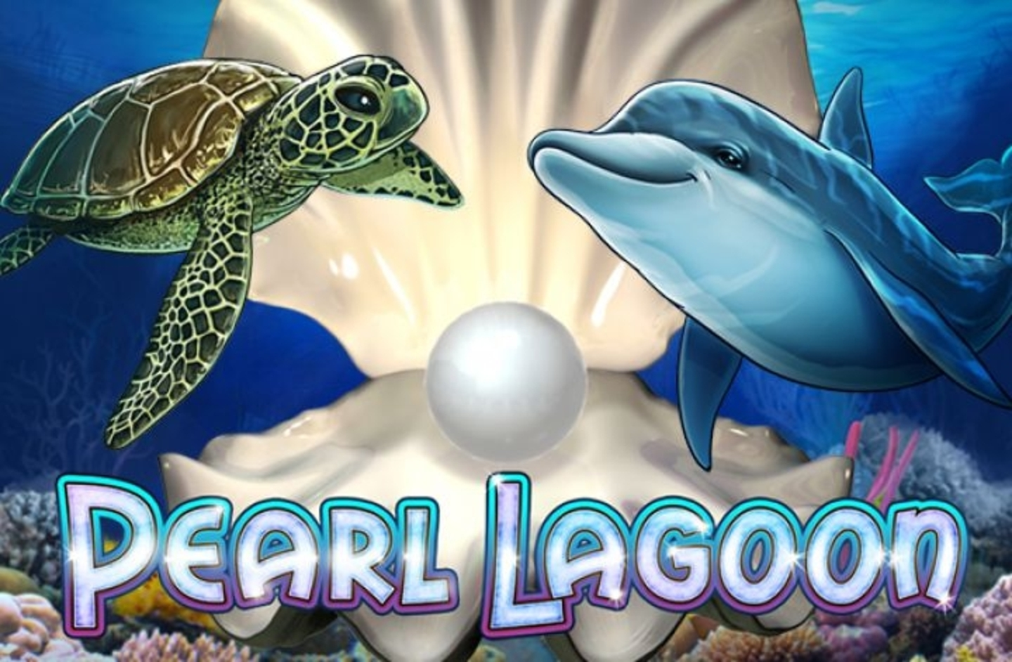 Se Pearl Lagoon Online Slot Demo Game, Playn GO