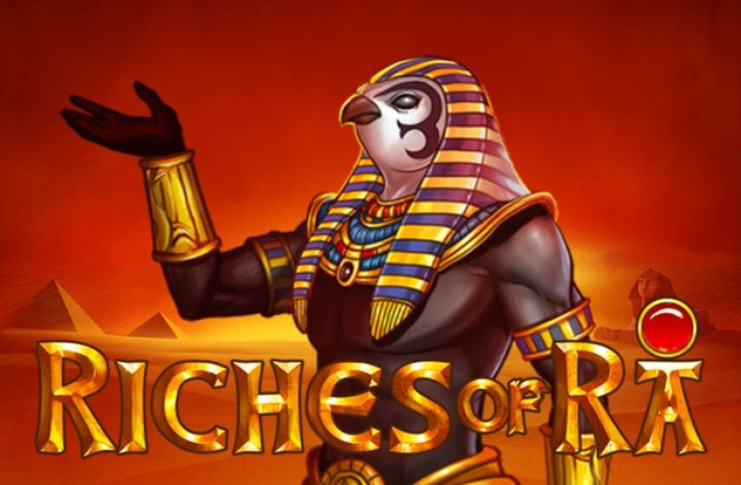 Se Riches of Ra Slot Online Slot Demo Game, Playn GO