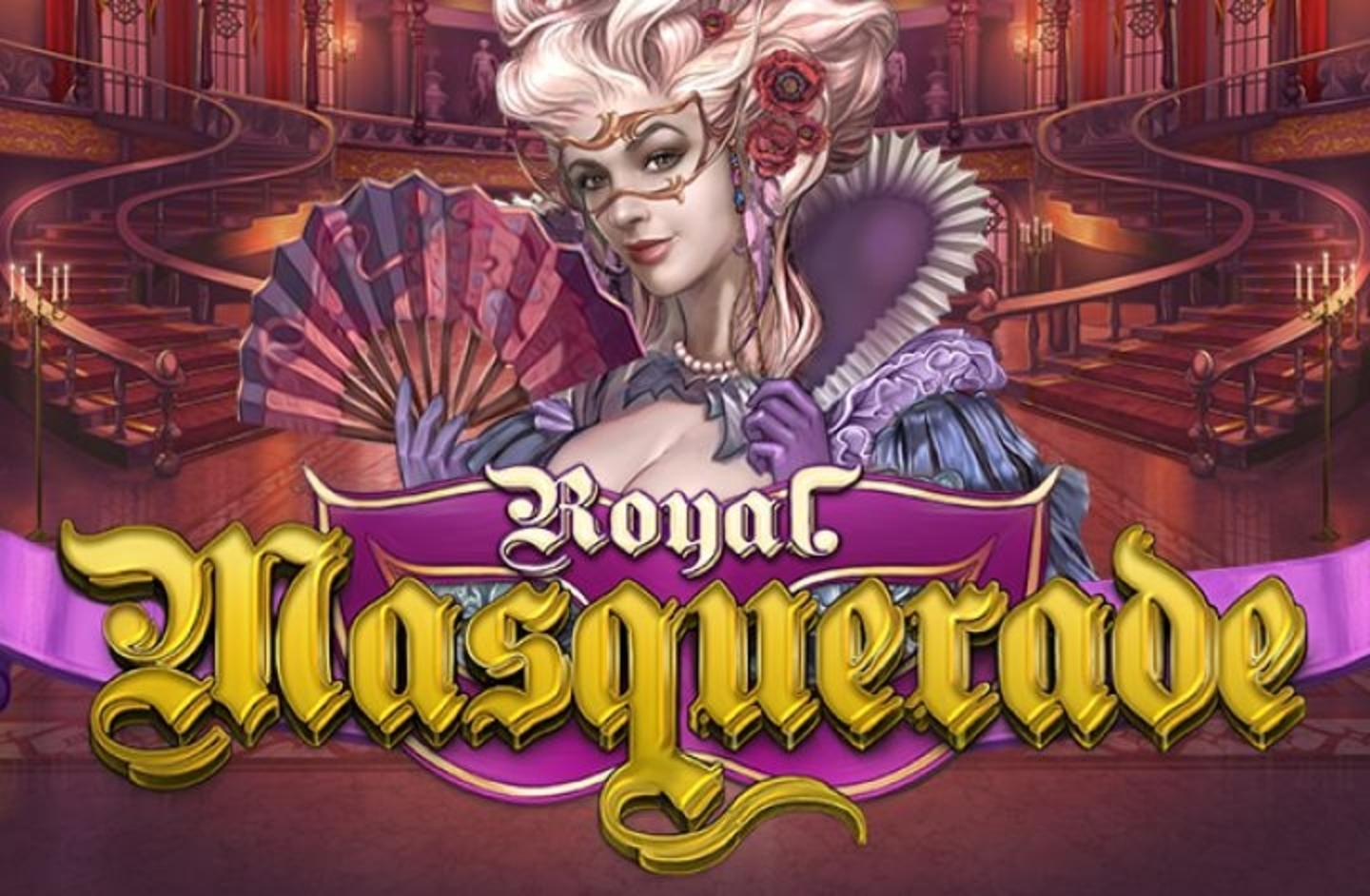 Se Royal Masquerade (Play'n Go) Online Slot Demo Game, Playn GO