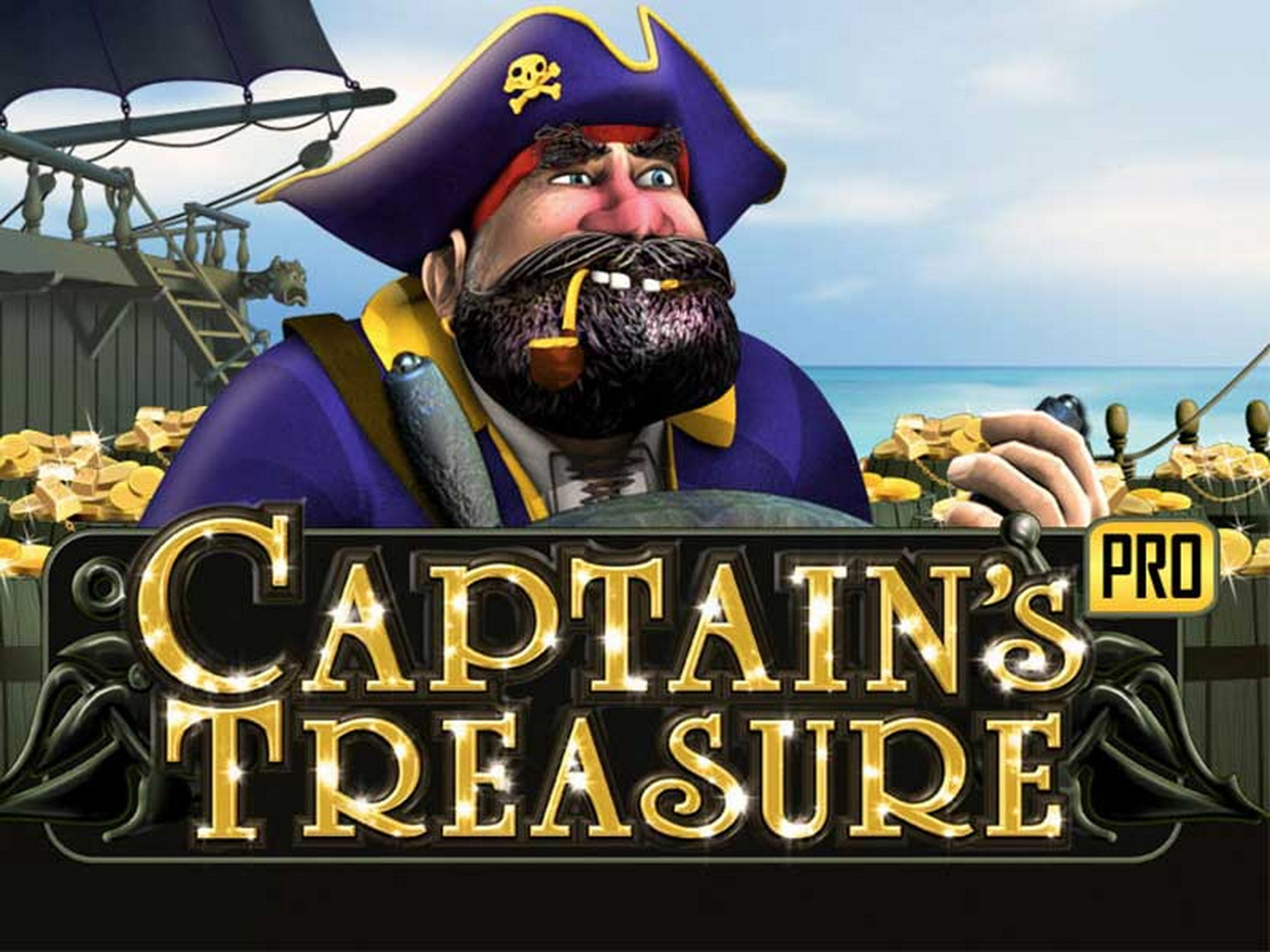 Se Captain's Treasure (Playtech) Online Slot Demo Game, Playtech