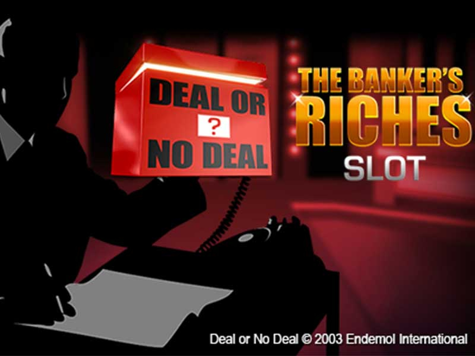 Se Deal or no Deal: The Banker's Riches Online Slot Demo Game, Playtech