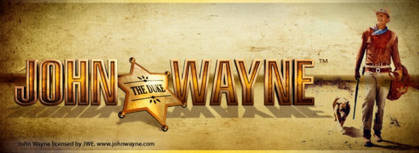 Se John Wayne Online Slot Demo Game, Playtech