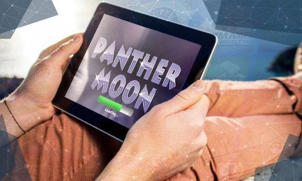 Se Panther Moon Online Slot Demo Game, Playtech