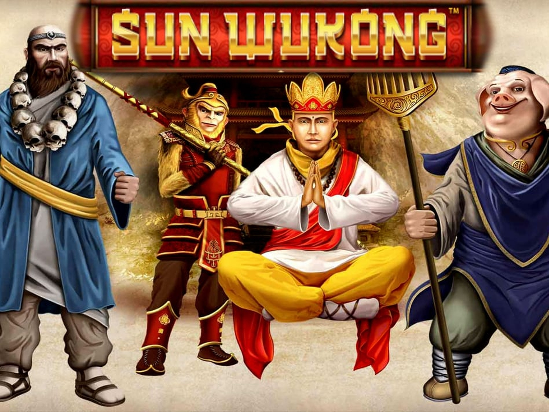 Se Sun Wukong Online Slot Demo Game, Playtech