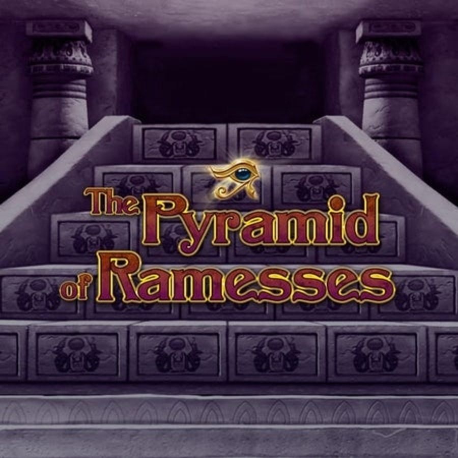 Se The Pyramid of Ramesses (Playtech) Online Slot Demo Game, Playtech
