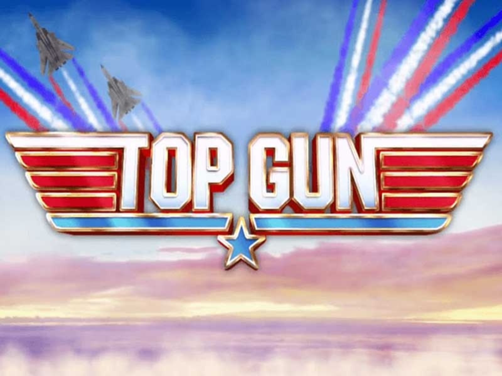 Se Top Gun Online Slot Demo Game, Playtech