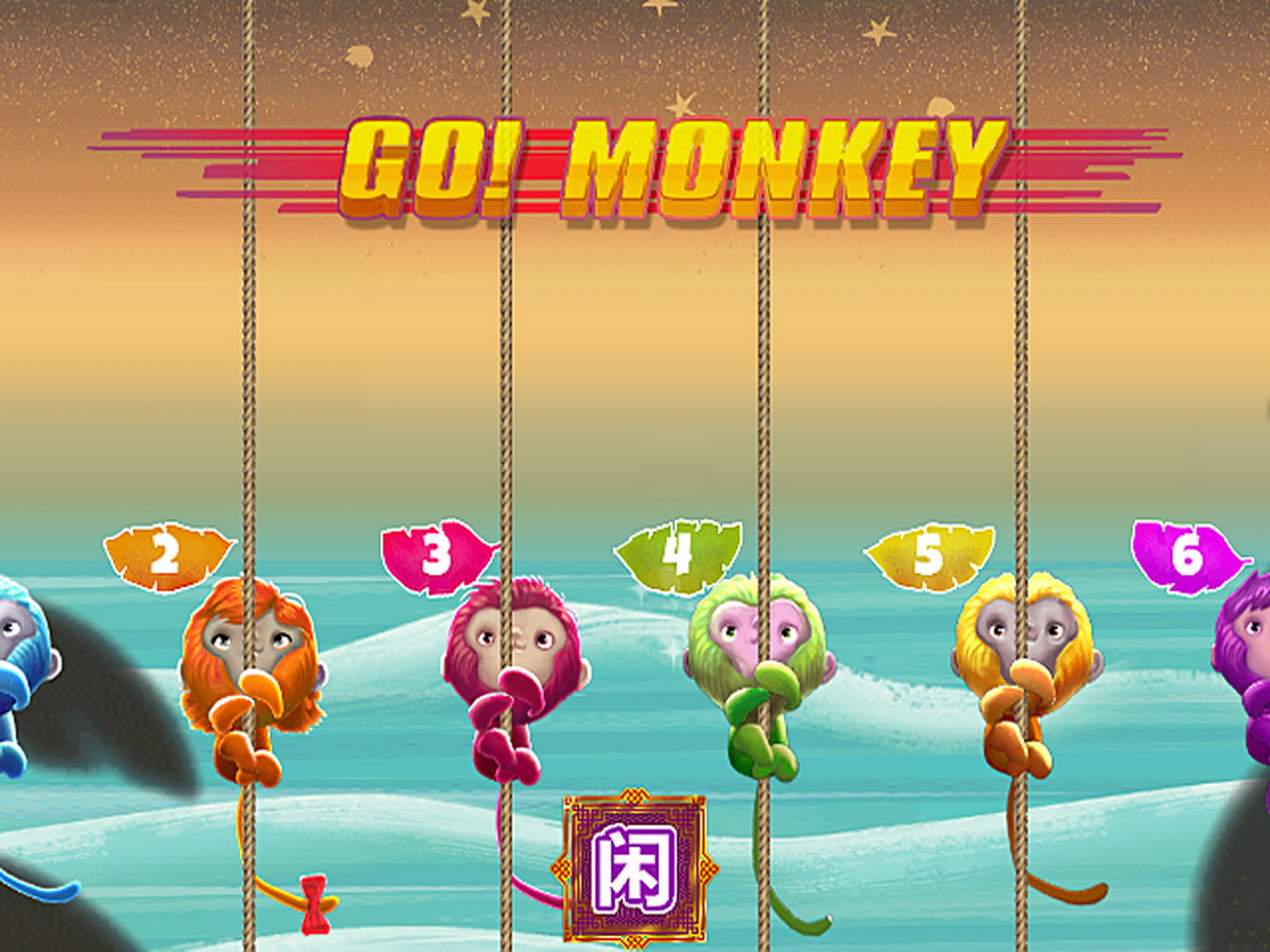 Se Go! Monkey Online Slot Demo Game, Pragmatic Play
