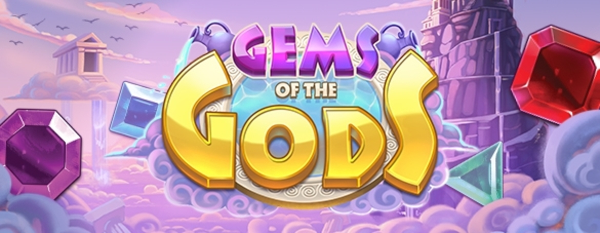 Se Gems of the Gods Online Slot Demo Game, Push Gaming