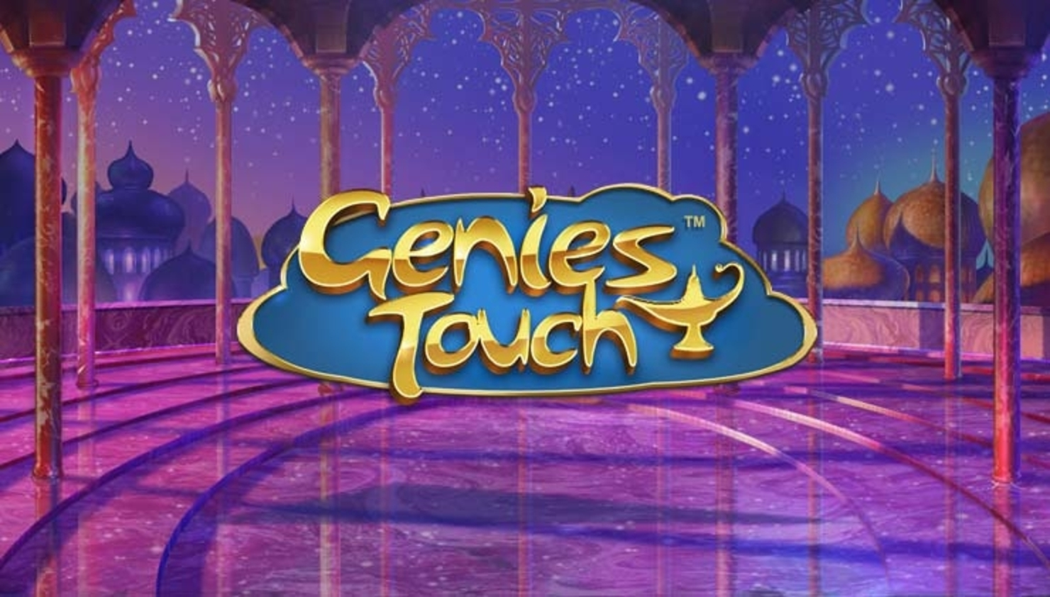 Se Genies Touch Online Slot Demo Game, Quickspin
