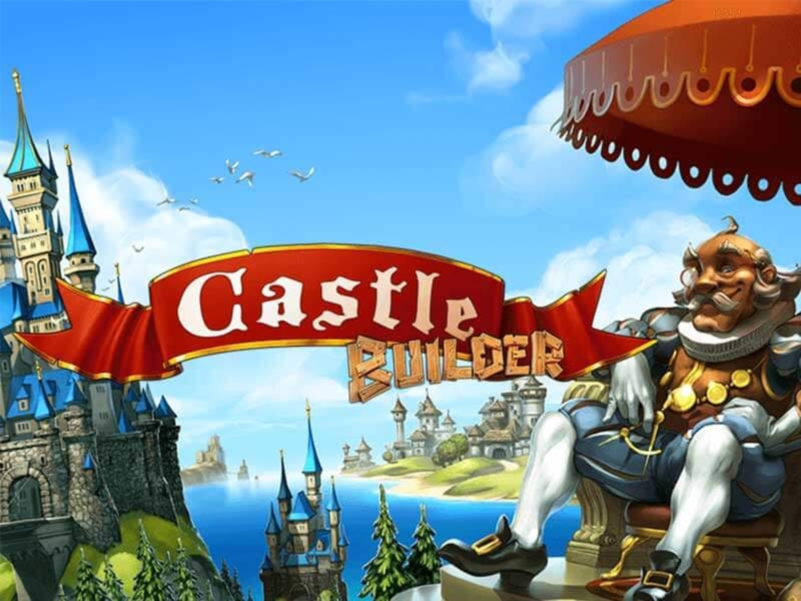 Se Castle Builder Online Slot Demo Game, Rabcat