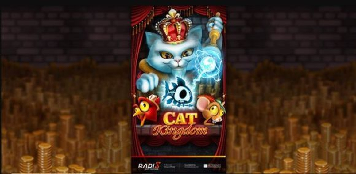 Se Cat Kingdom Online Slot Demo Game, Radi8