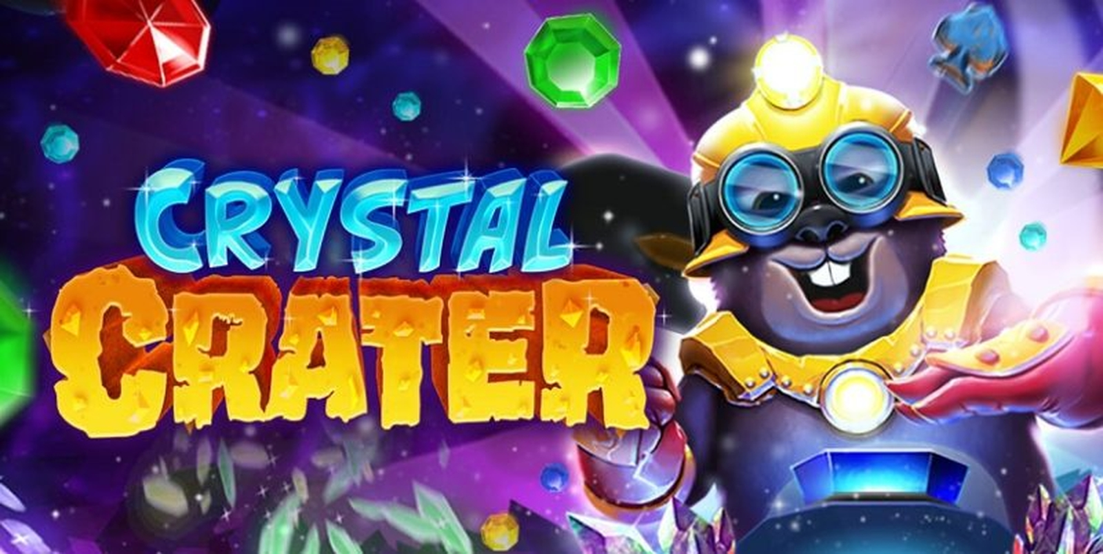 Se Crystal Crater Online Slot Demo Game, Radi8