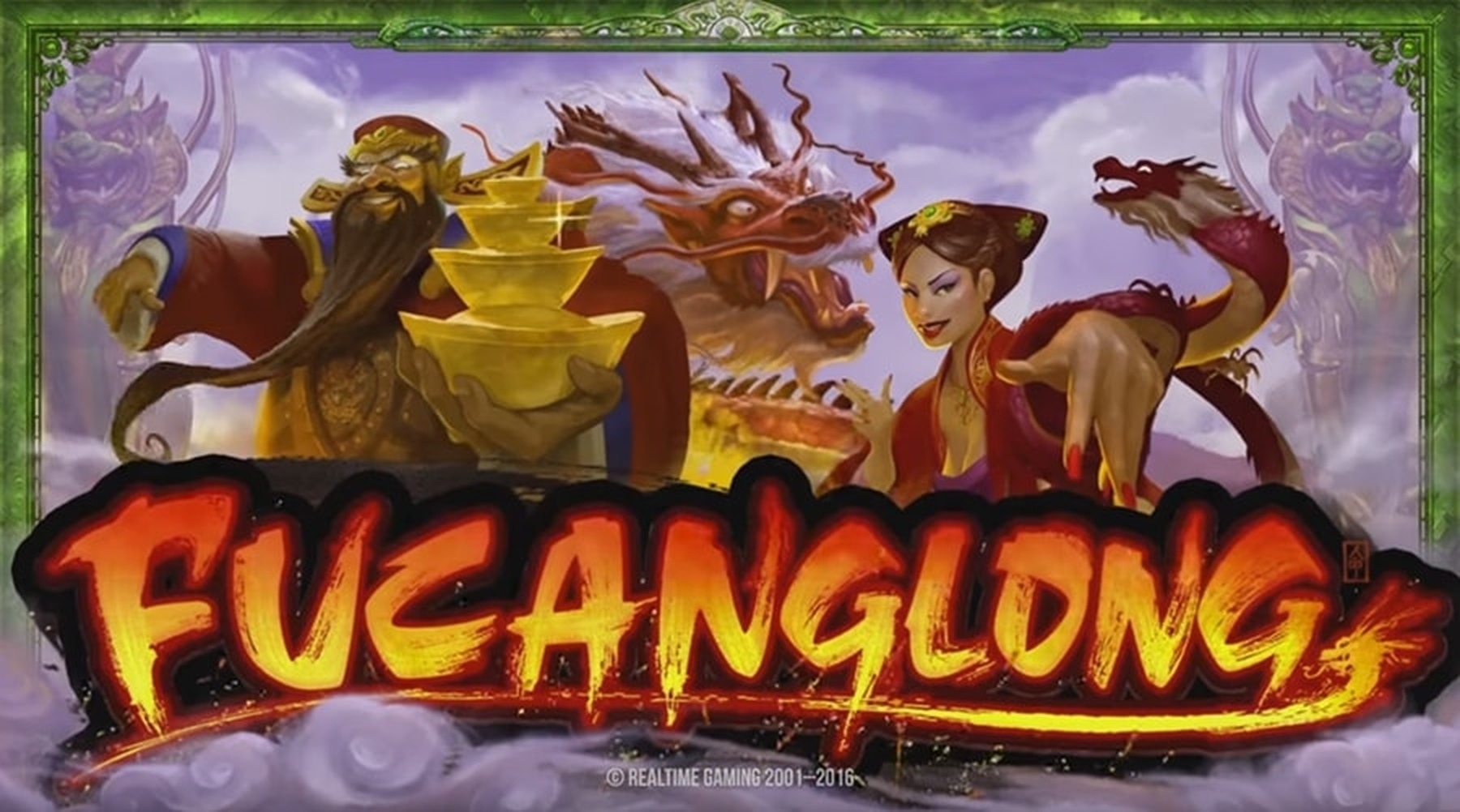 Se Fucanglong Online Slot Demo Game, Real Time Gaming