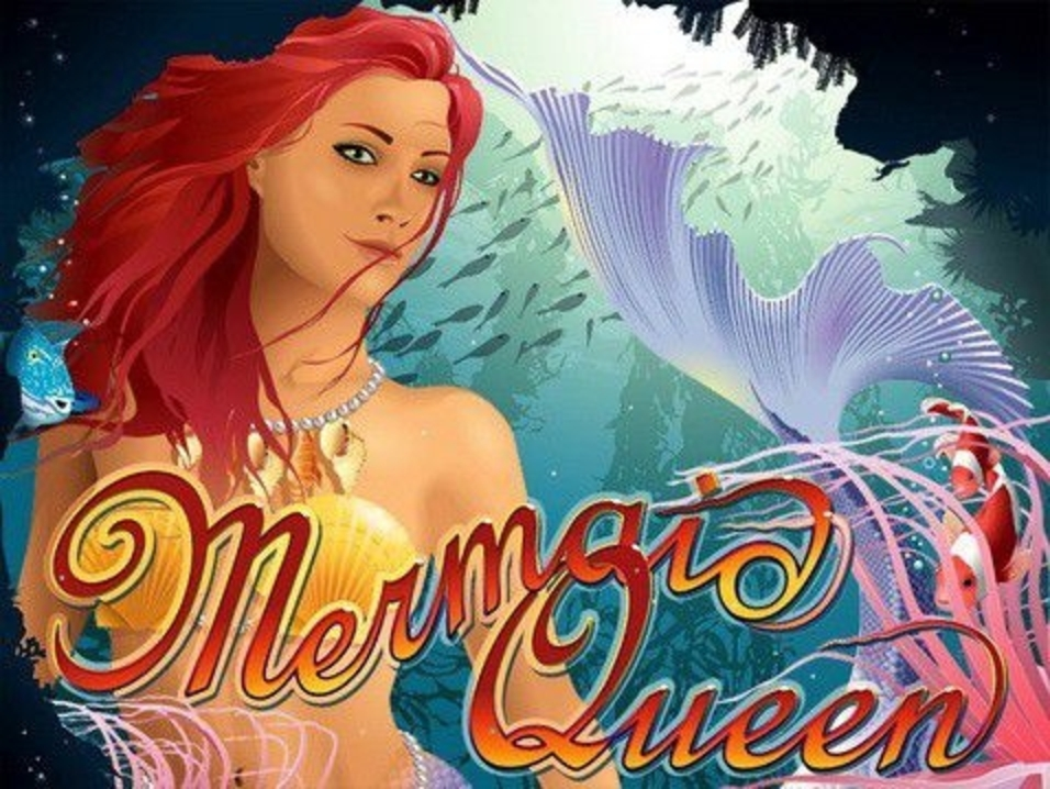 Se Mermaid Queen (RTG) Online Slot Demo Game, Real Time Gaming