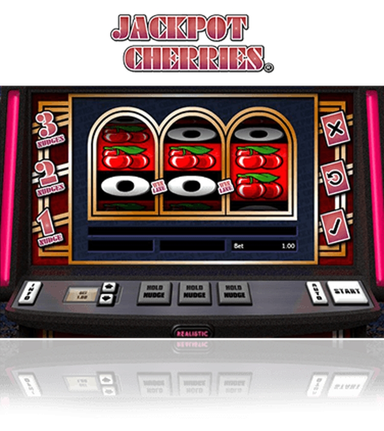 Se Jackpot Cherries Online Slot Demo Game, Realistic Games