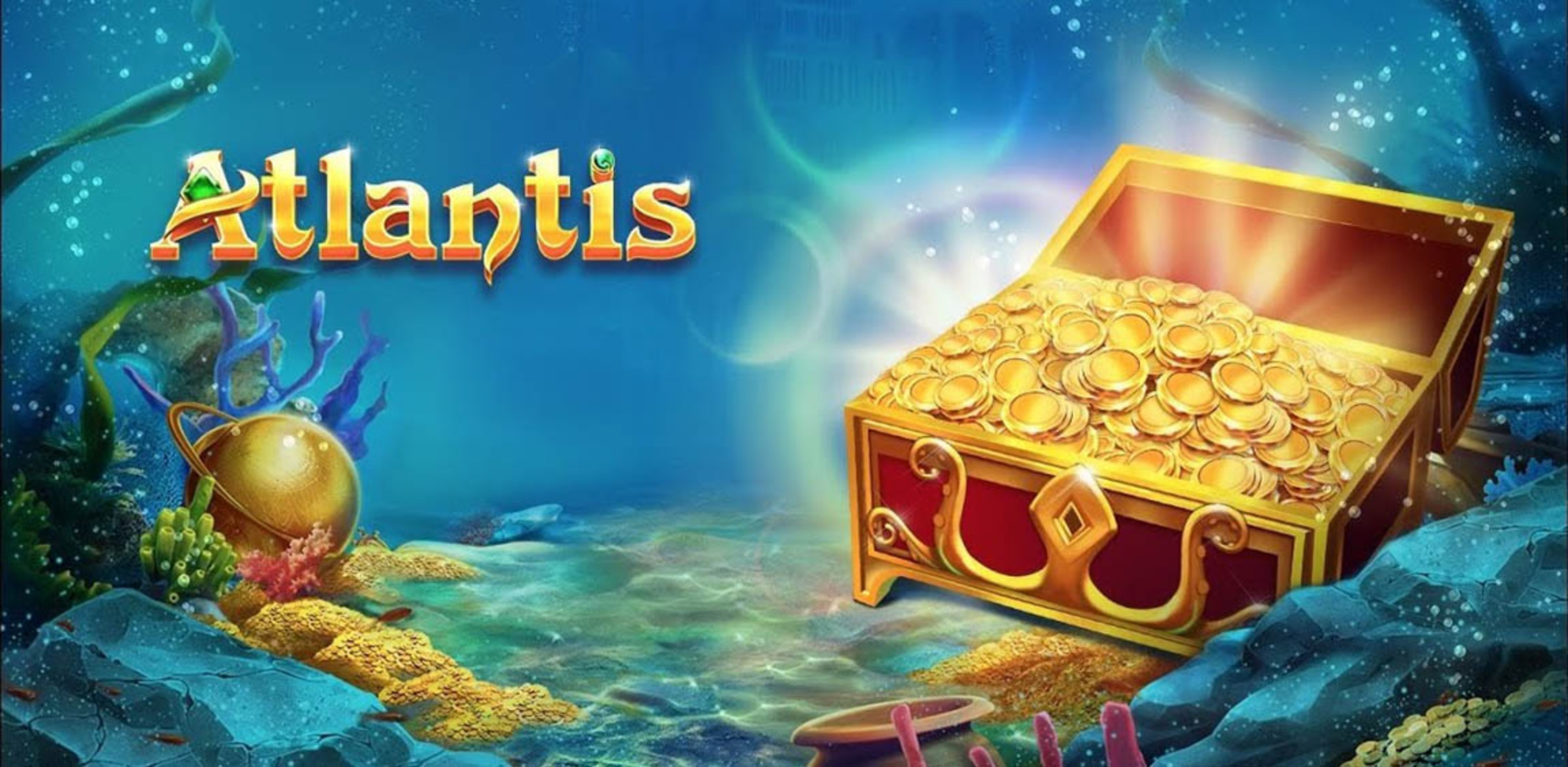 Se Atlantis (Red Tiger) Online Slot Demo Game, Red Tiger