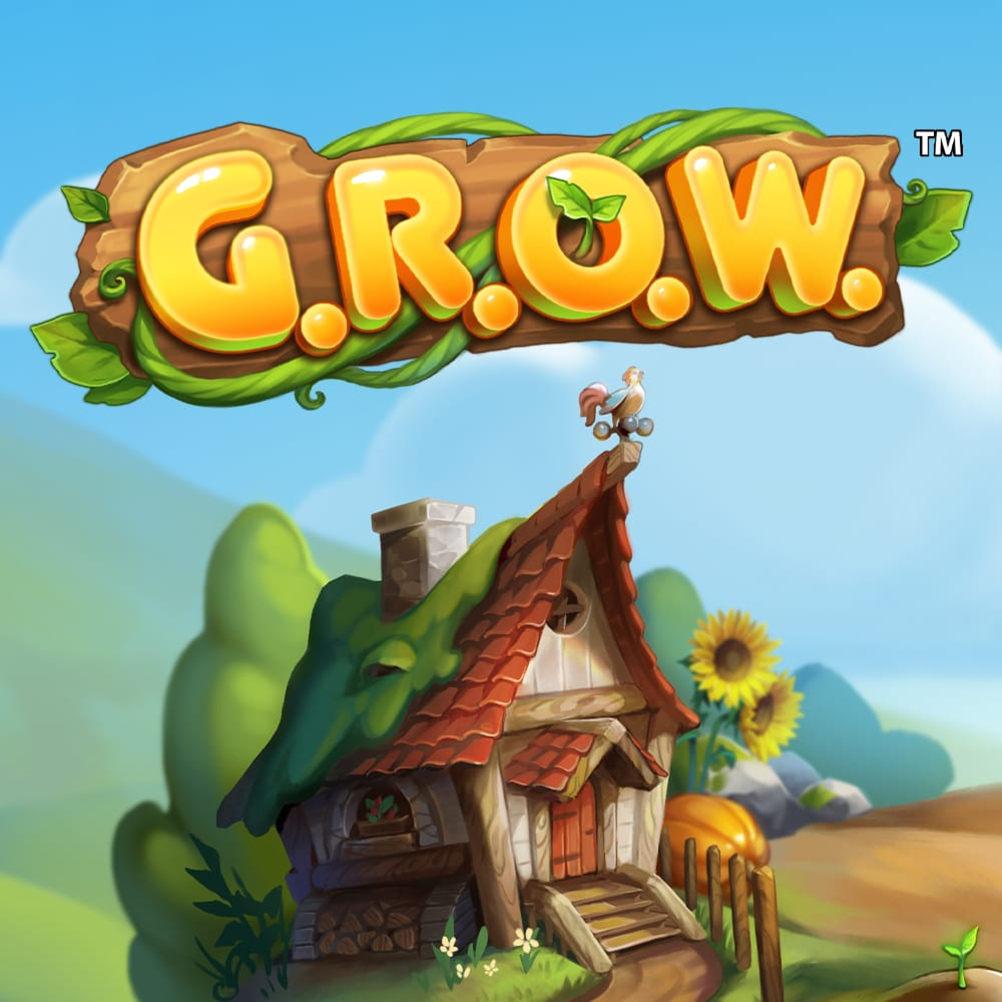 Se Grow Online Slot Demo Game, Red7 Mobile