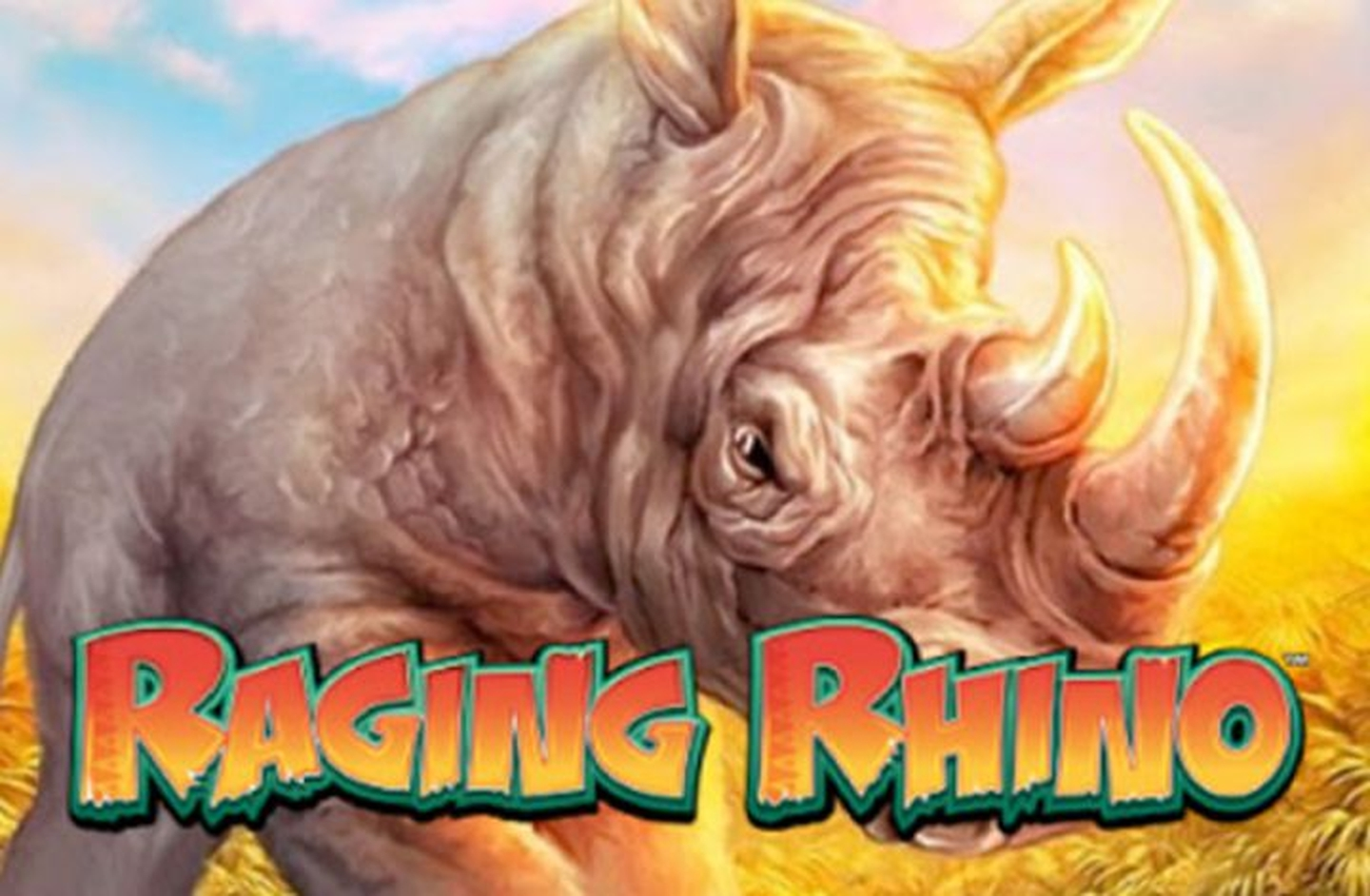 Se Raging Rhino Online Slot Demo Game, WMS