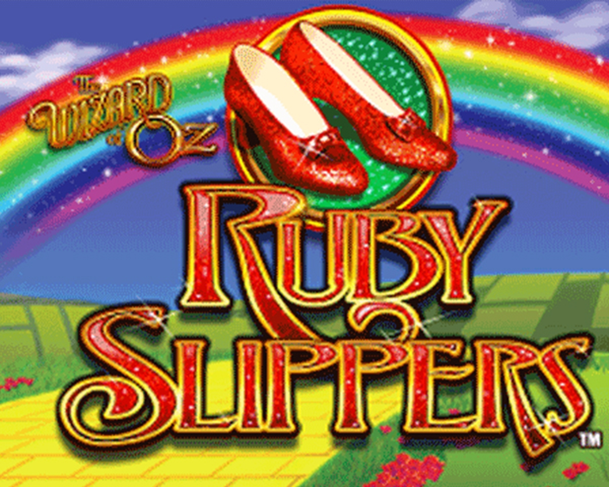 Se THE WIZARD OF OZ Ruby Slippers Online Slot Demo Game, WMS