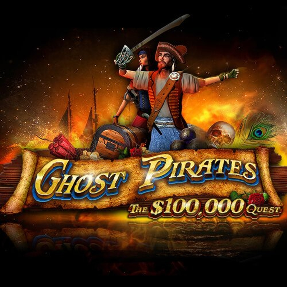 Se Ghost Pirates The 100,000 Quest Online Slot Demo Game, SkillOnNet