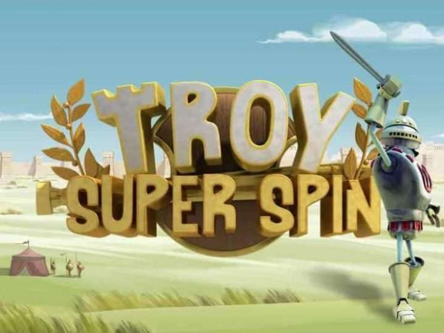 Se Troy Super Spin Online Slot Demo Game, SkillOnNet