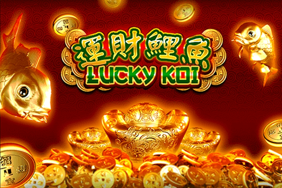 Se Lucky Koi (Spadegaming) Online Slot Demo Game, Spade Gaming