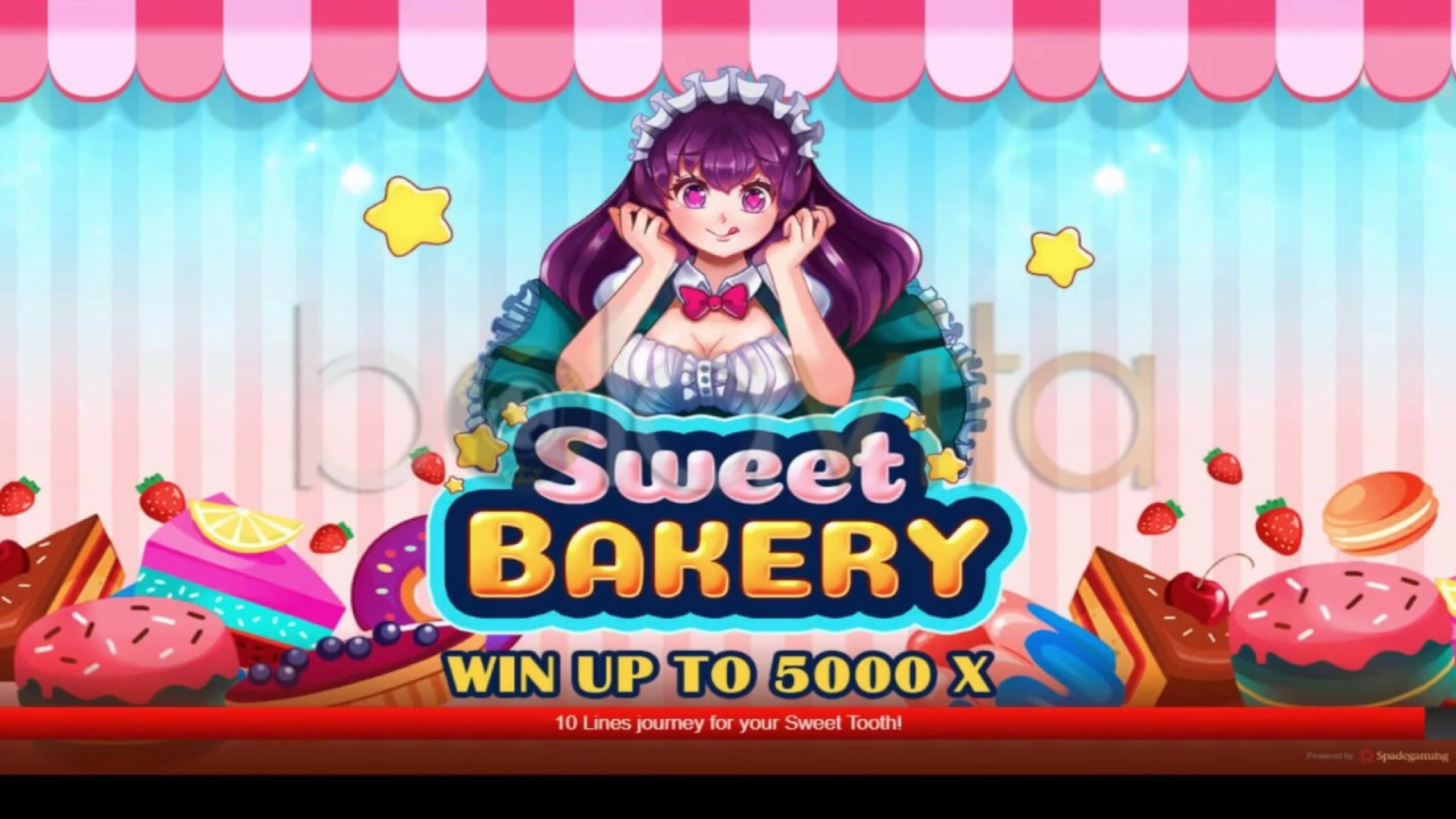 Se Sweet Bakery Online Slot Demo Game, Spade Gaming