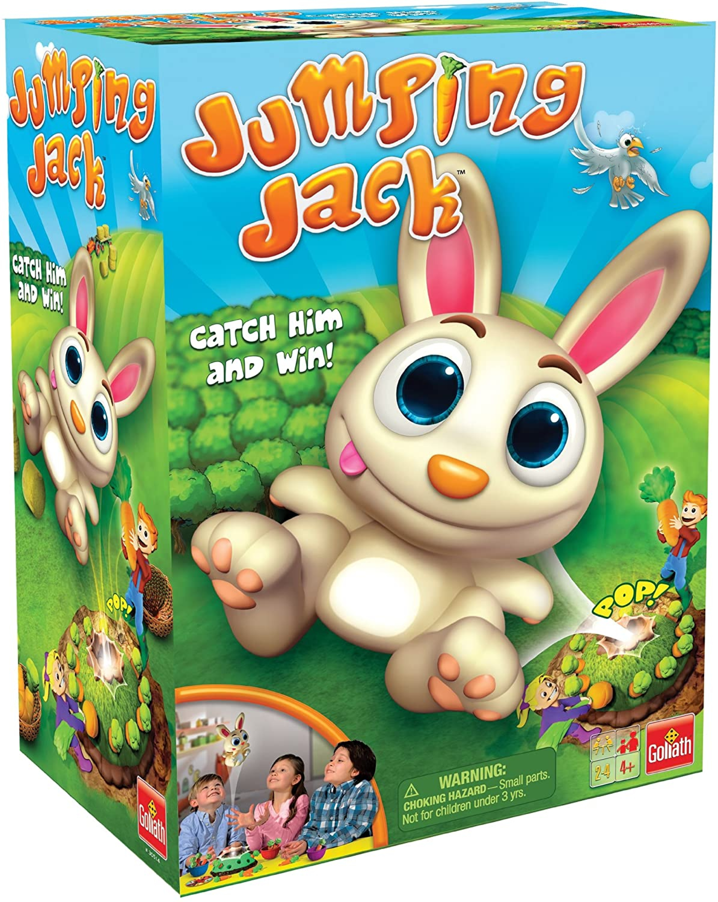 Se Jumping Jack Cash Online Slot Demo Game, Spin Games